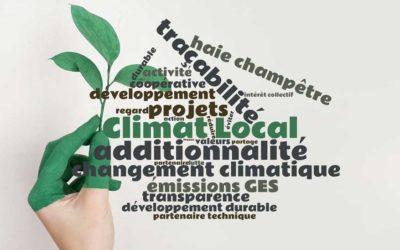 Création de Climat Local