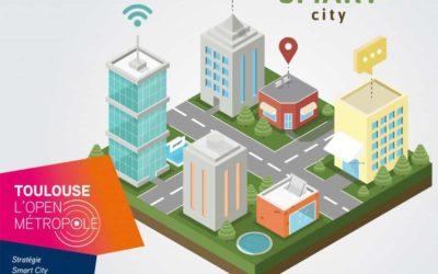 Expérimentation Smart City avec Toulouse Metropole